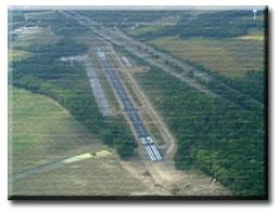 Spitfire Aerodrome Aerial View